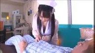 早漏で悩む患者を激カワナースがお口で治療してくれる