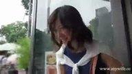 モデルみたいな美人妻が箱根で不倫旅行をしてSEXを堪能!