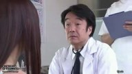 生意気な患者に媚薬を飲ませSEX調教する鬼畜医師