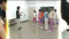 h3A●B48風の衣装でセンター目指して乱交するアイドル美女たち/h3